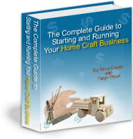 Start and Run Your Own Craft Business