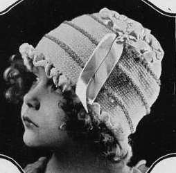 Girl's Hat Crochet Pattern